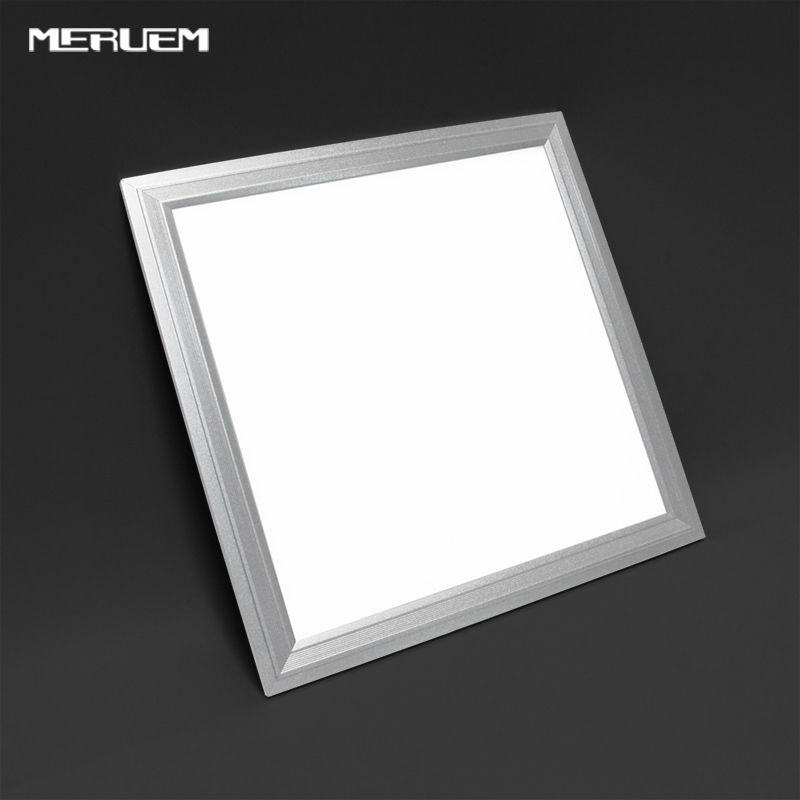 Free shipping 4pcs/lot 300x300mm 12W 18W 24W dimming LED Panel Light ultra-thin LED Flat lighting panel lights 9mm Thick led panel 300mm 300mm 18w edge lit super bright ultra thin glare free