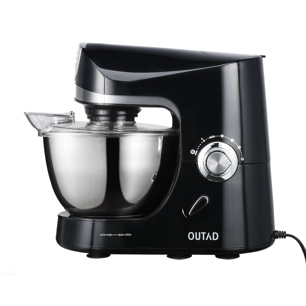 Multifunction Stand Mixer 220v1200w 5lstainless Steel Bowl