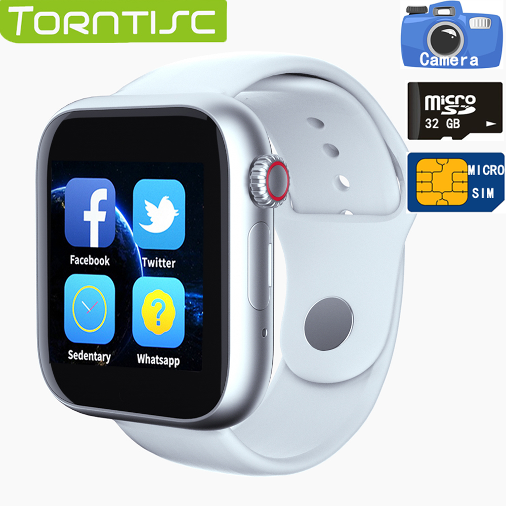 Torntisc 2019 2g 1 54 Inch Smart Watch Kids Support Sim Card Tf