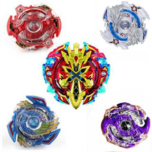 New Spinning Top Beyblade BURST B 23 With Launcher And Original Box Metal Plastic Fusion 4D