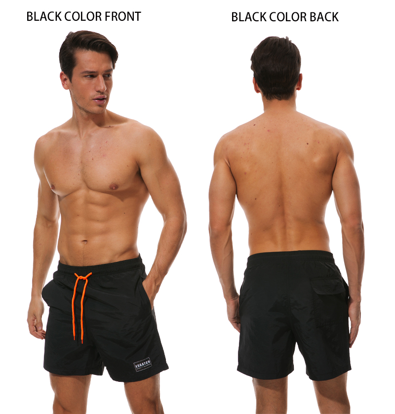 Topdudes.com - Men's Summer Quick Dry Board Shorts Beach Swimwear