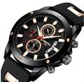 NIBOSI Роскошные мужские часы с большим циферблатом спортивные часы мужские уличные армейские часы военные кварцевые наручные часы Relogio Masculino