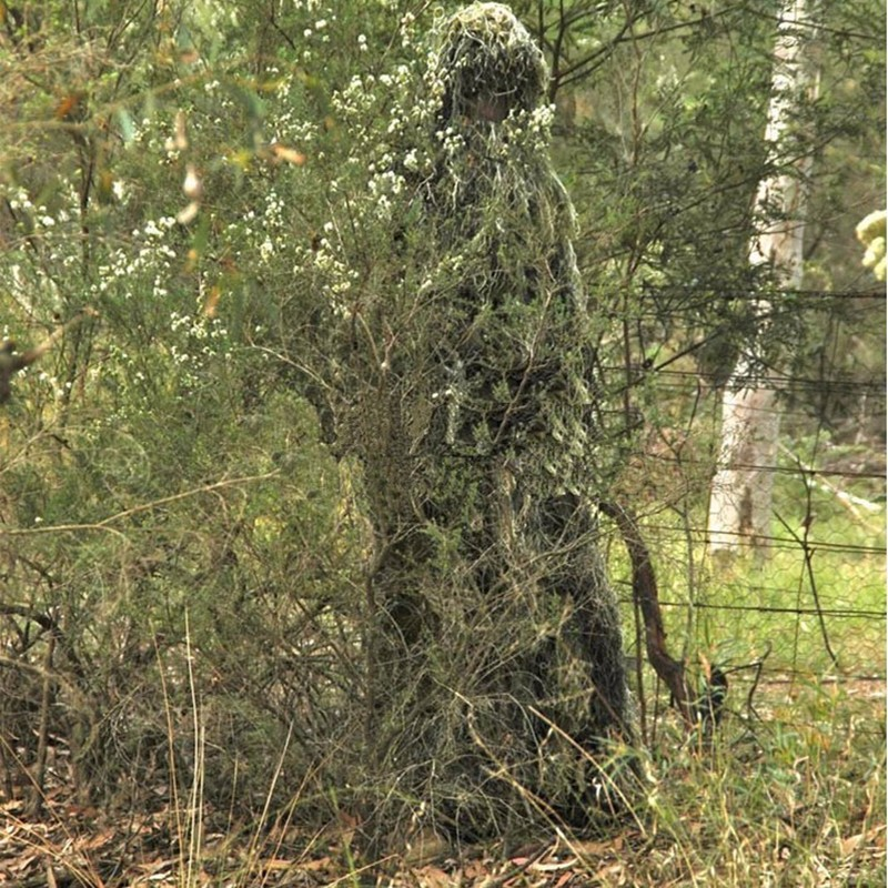 CAMO GHILLIE Hunting Clothing (1)