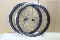 Hot Sale 700c 25mm Width Ud Matte For Bicycle Powerway Hub Pillar Spokes 1432 Clincher Carbon