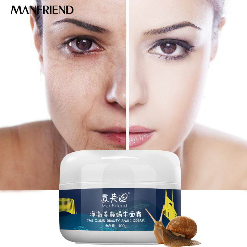 Snail Essence Firming Skin Care Face Cream Whitening Moisturizing Improve Dry Skin Anti-wrinkle Anti Aging Oil Control Acne placenta stoste whitening anti aging smoothing moisturizing essence