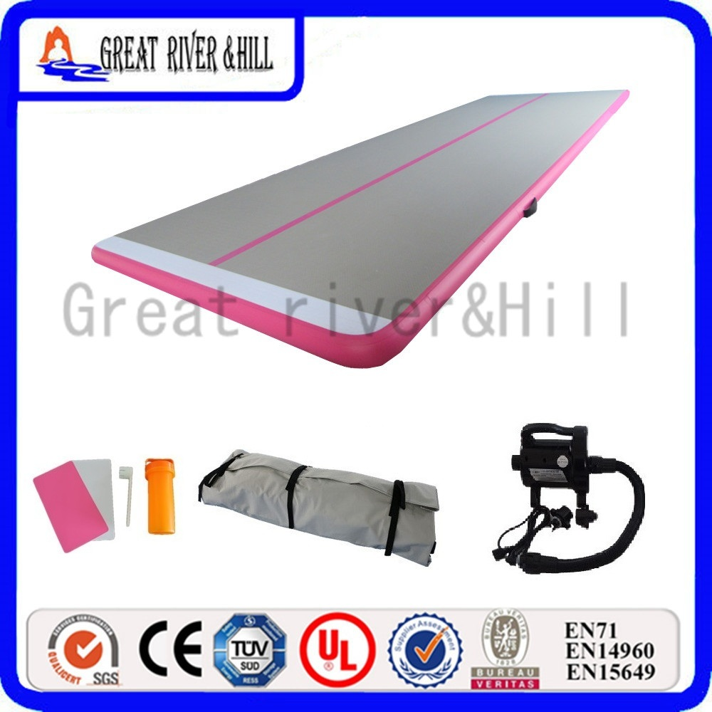inflatable air track gymnastic air mat fedex shipping 7m x 1.5m x 10cm ...
