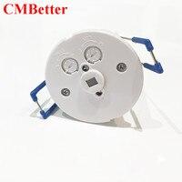 CMBetter Mini Adjustable Ceiling PIR Infrared Body Motion Sensor Switch DC 12V Led Strip Lamp Light