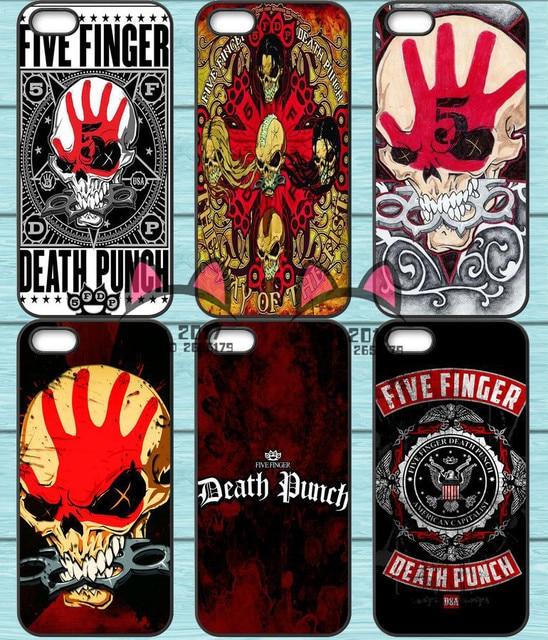sale retailer 23d92 6d8bd Five finger death punch telefone case for huawei honor 6 7 8 5a 5c 6x lite  2017 p9 p9 p8 p6 p7 p8 p10 lite lite plus nova 1 2 em de no AliExpress.com  ...