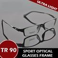 Chashma Marca TR90 Fotograma Completo Gafas Deportivas Con Receta Ultra Ligero Anteojos Ópticos
