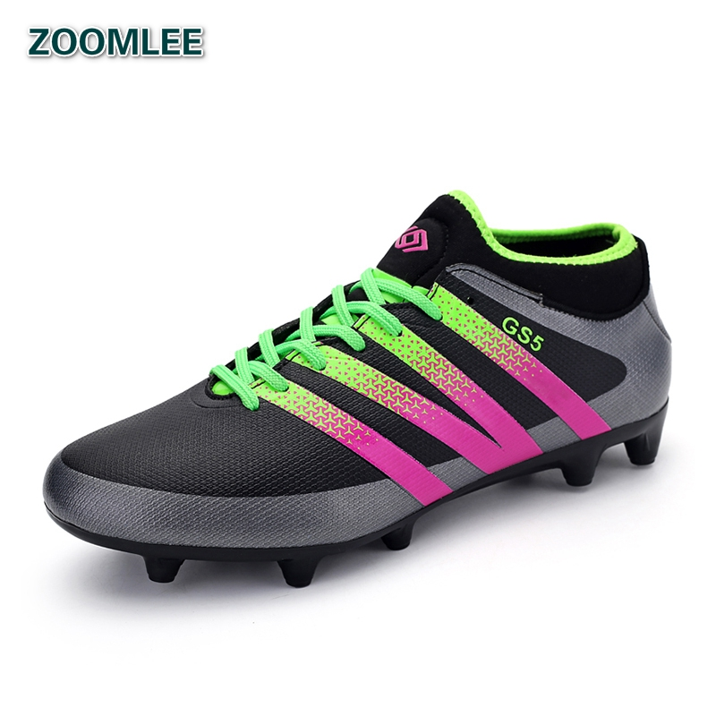 Velcro Soccer Shoes Size
