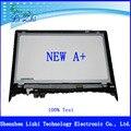 (1366x768) nueva asamblea de pantalla táctil lcd para lenovo flex2 14 flex 2 14 flex 2-14 sin marco