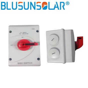 10 pec/ lot High performance 1200V DC 32Amp Solar Electrical DC Isolator Switch - DISCOUNT ITEM  16% OFF All Category