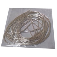 Silver Color French Wire Sell By Bag