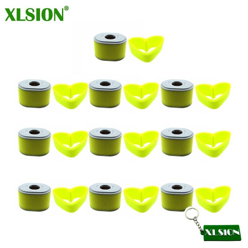 XLSION Foam Pre cleaner Air Filter Fits Honda GX140 GX160 GX200 Replaces 17210 ZE1 822 17210