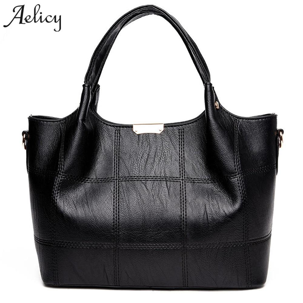 40e072b1f076 Fashion Women Leather Handbag Luxury Handbags Women Bags Designer ...