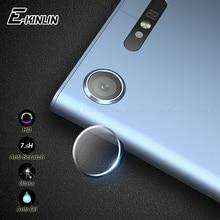 Kamera Lens Ekran Koruyucu Temperli Cam Filmi Için Sony Xperia XZ XZS X XZ1 XZ3 XZ2 Kompakt XA1 Artı XA XA2 Ultra Z5 L2 L1