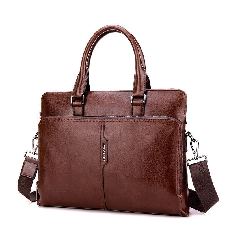 Mens Handbag Computer Bag PU Business Bag 3 Color OptionalMens Handbag Computer Bag PU Business Bag 3 Color Optional