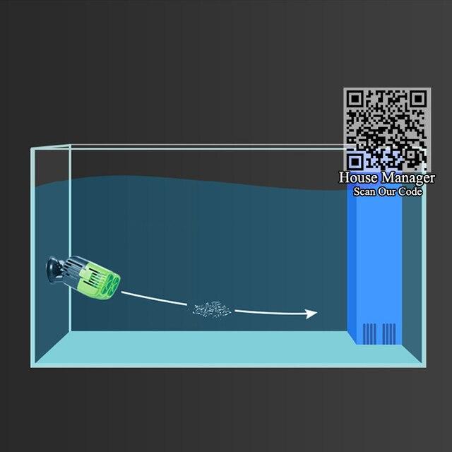 Salt Water - Fresh Water Aquarium Wave Maker Pump  6