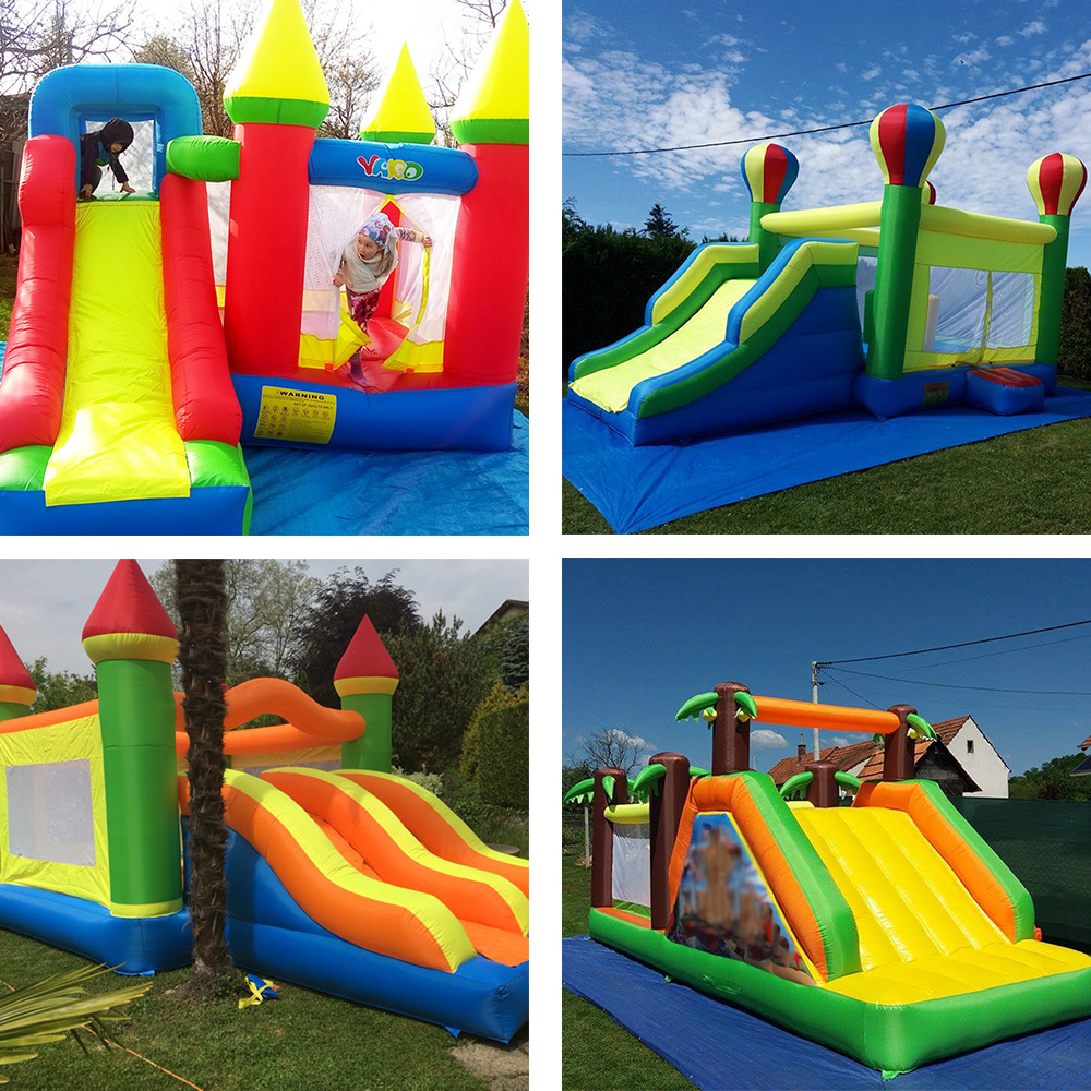 f433f09d0 قلعة للأطفال للعب غير قابلة للاشتعال الأطفال مضحك ملعب منزل للقفز ...