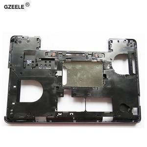 Image 1 - Gzeele novo para dell latitude e5540 inferior base capa caso 0kfj29 inferior caso preto mainboard inferior embalagem d caso do portátil