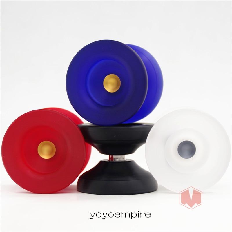 YOYOEMPIRE North Wind YOYO Boreas POM   For Professional Yo-yo Player  POM Material Classic Toys