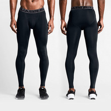 Trouser Leggings Tight-Pants Training Fitness Yoga Men Compression for Cycling Gym Elastic