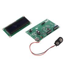 купить High Quality New 2019 TS-M8N Transistor Tester Diode Triode Capacitance ESR Meter MOSFET NPN/PNP Hot Sale по цене 579.02 рублей