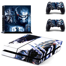 Alien covenant Decal PS4 Skin Sticker for Sony Playstation 4 Console & 2 Controller Protective Sticker