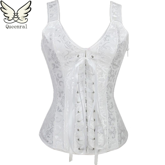 corset  steampunk waist trainer corsets women  bustiers Sexy Lingerie Female corset gothic clothing corselet Corsage burlesque