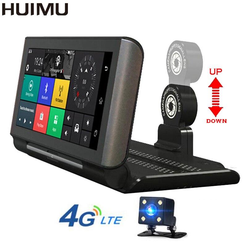 6 86 inch 3G 4G font b Car b font DVR ADAS Dash Cam Bluetooth WIFI