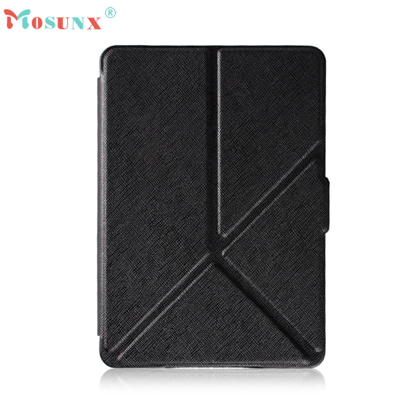 Hot-sale Foldable Magnetic Auto Sleep PU Leather Cover Case Touch pen For Amazon Kindle Paperwhite 2016 (7th Generation) 6 inch protective pu leather flip case cover w auto sleep for amazon kindle paperwhite coffee
