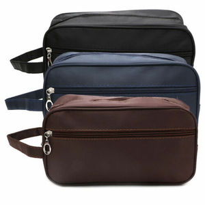 Image 5 - US Men Women Travel Portable Toiletry Bag Wash Shower Cosmetic Makeup Organizer