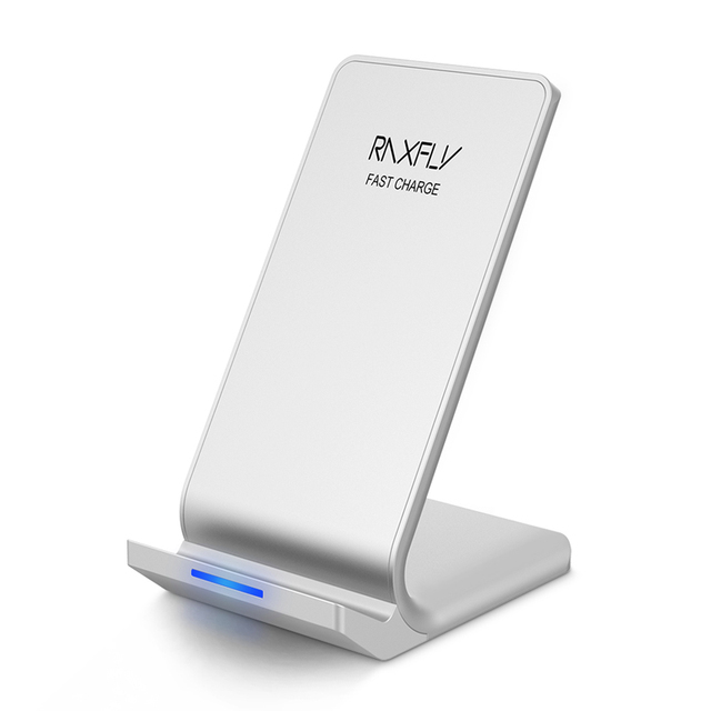 Universal QI Wireless Charger and Stand