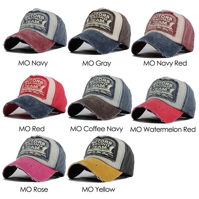 [FLB] Wholesale Spring Cotton Cap Baseball Cap Snapback Hat Summer Cap Hip Hop Fitted Cap Hats For Men Women Grinding Multicolor 6