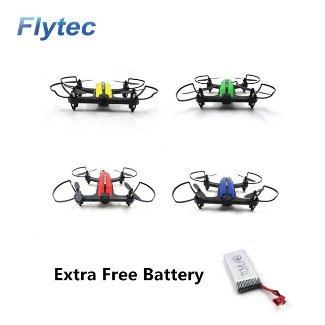 Flytec T18 Mini Drone 6 Axis 2.4GHz 4CH RC Racing
