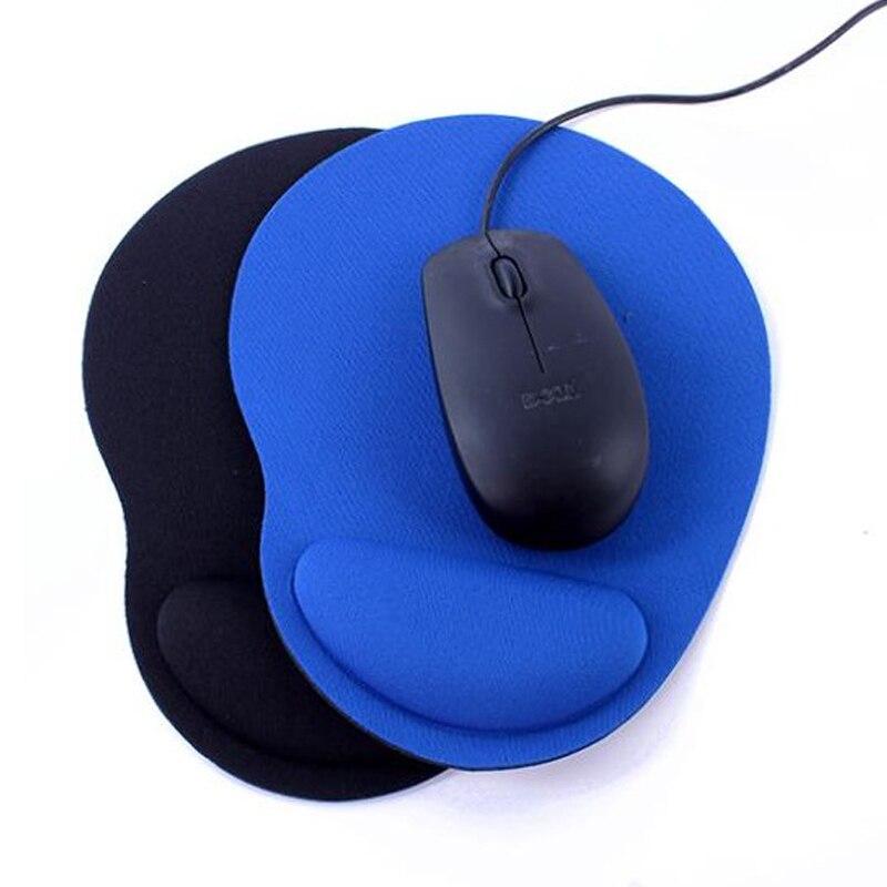 Optică Neagră Confort Suport de Susținere a Mâinii Mat Mouse - Perifericele computerului - Fotografie 2
