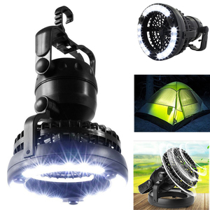 2IN1 Portable LED Camping Ligh