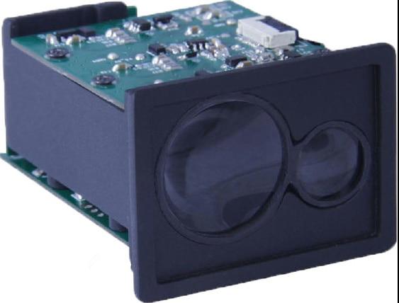 10 м 1 кГц лазерной локации модуль радар расстояние Сенсор Инфракрасный измерительный высокая частота набор правил Датчик сканирования TTL