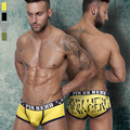 Pink Hero rand Underwear Men Trunks Boxers Comfortable Cotton Letter Printed Boxers Shorts Sexy Design for Male
