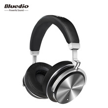 2018 Time limited Special Offer Bluedio T4S Active Noise Cancelling Wireless Bluetooth Headphones wireless Headset with