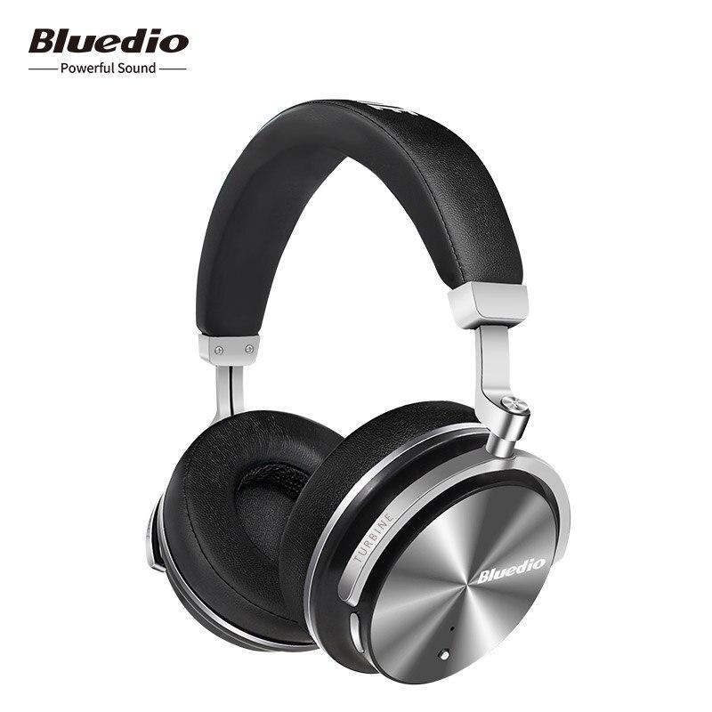 2018 Zeitlich begrenzte Angebot Bluedio T4S Aktive Noise Cancelling Wireless Bluetooth Kopfhörer wireless Headset mit Mic