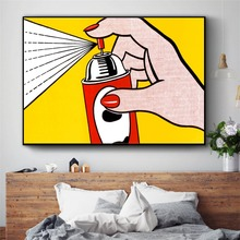 Homie Pop Art Modern Fashion Posters and Prints Wall art Decorative Picture Canvas Painting For Living Room Home Decor Unframed art and fashion