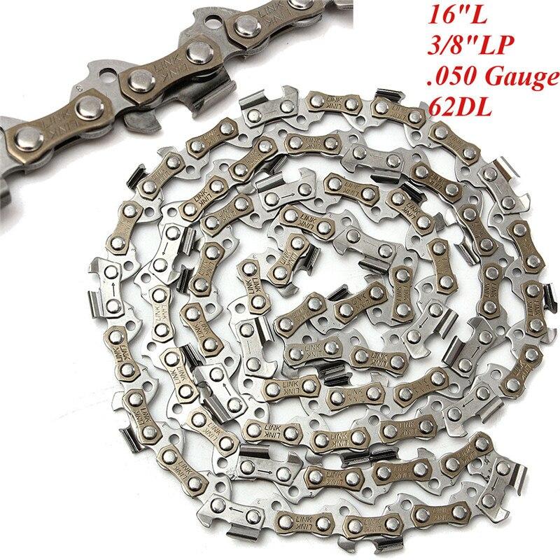 "New 16/"" Chainsaw Saw Chain fits Stihl Saws .325 .063 62DL MS250 MS251 025"