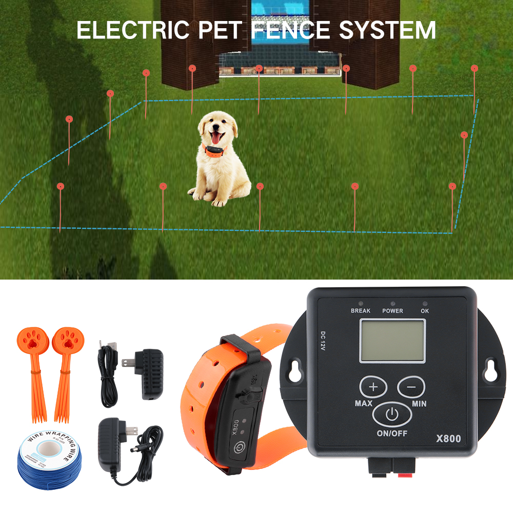 wireless pet containment