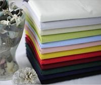 Quality Soft Linen Cotton Fabrics For DIY Sewing Dress Shirt Handmade Cloth 135cm Width 1 Meter