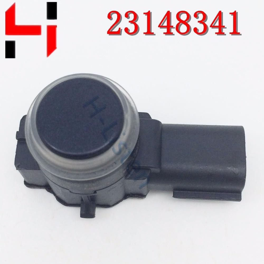 (10pcs) 100% Work Original Auto Parts Pdc Parking Sensors 23148341 With Rings Bumper Reverse Assist For 0263023453