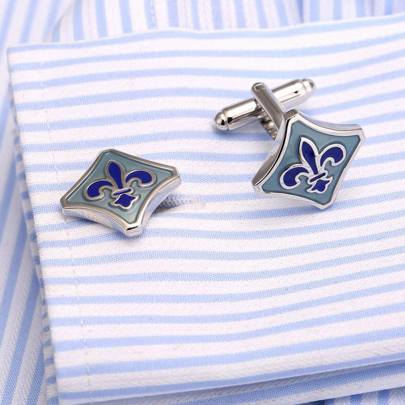 Punctual 2018 Vagula Cufflinks Luxury Flower Cuff Links Drop Ship Wedding Gift Jewelry Links French Shirt Gemelos Wholesale 157 Jewelry & Accessories Jewelry Sets & More