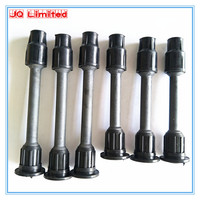 Ignition Coil Rubber Stick 6pcs For Nissan Maxima Cefiro Infiniti VQ25 VQ20 VQ30 PA32 A32