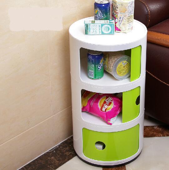 Armarios de almacenaje pl stico mesa de noche mueble de for Gabinete de almacenamiento de bano barato
