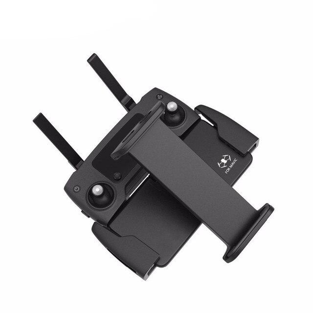 Suporte de extensão para celular, suporte de alumínio para mavic 2/mavic mini/1 conjunto mavic pro/spark drone
